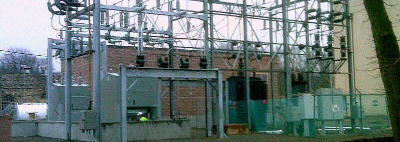 Canoe Brook Substation Renovation