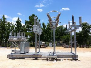 High Voltage Distribution - Distran factory built substation