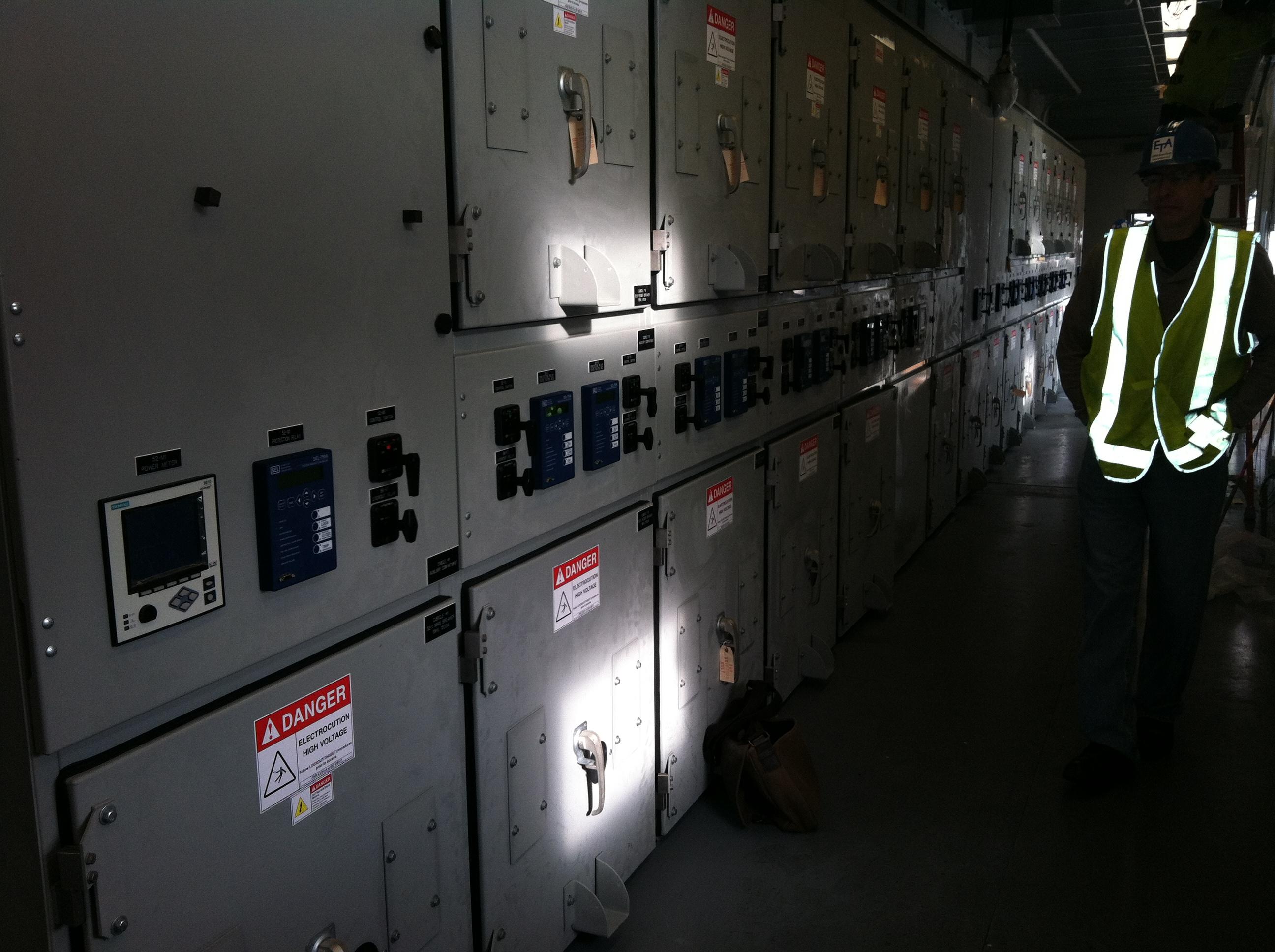 Medium Voltage Distribution
